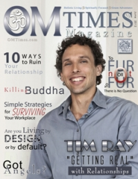 Tim Ray in OM Times